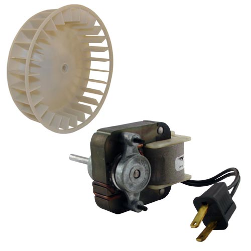 Nutone 68738000assy replacement motor for Nutone replacement fan motors